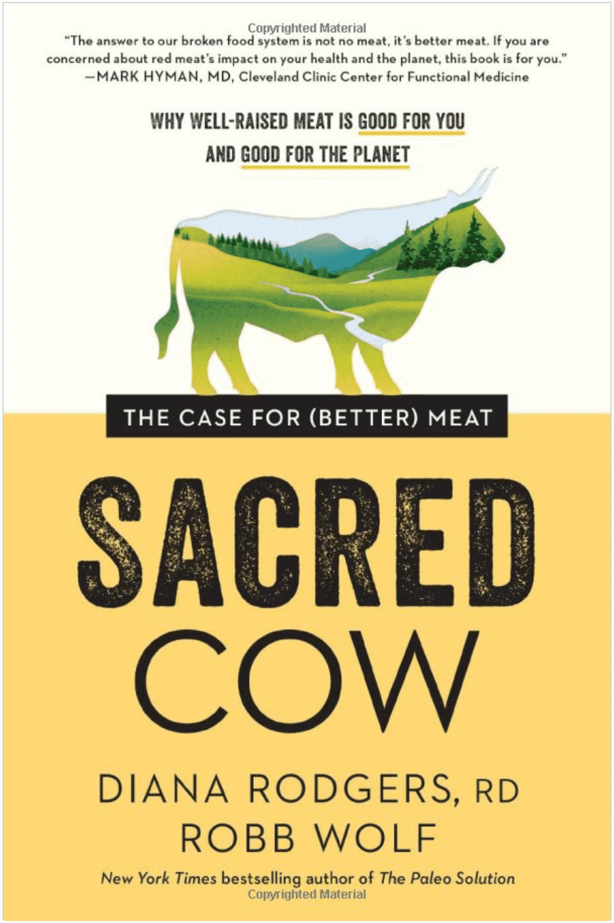 Sacred Cow Book Cover